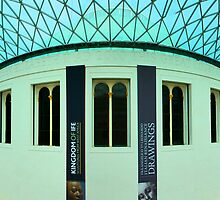 The Great Court - British Museum - London - HDR Panorama by Bryan Freeman