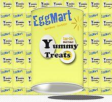 Egg Mart - Yummy Treats by J.A. Harris