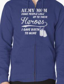 Army Mom T-Shirt T-Shirt
