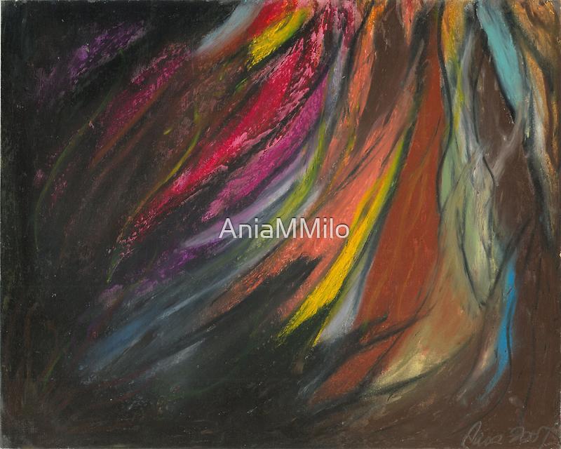 My Soul on Fire by AniaMMilo