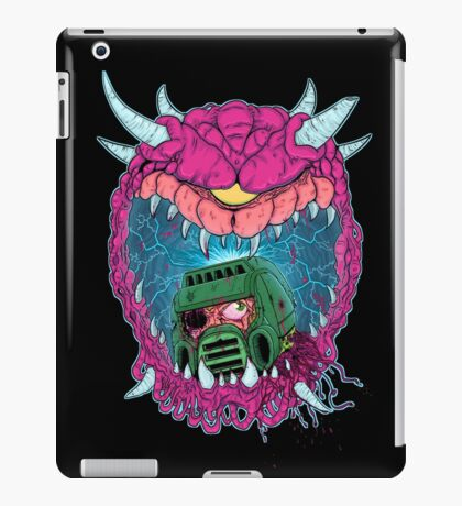 That's One Doomed Space Marine iPad Case/Skin