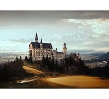Majestic Castle Photographic Print