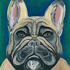 French Bulldog by AniaMMilo