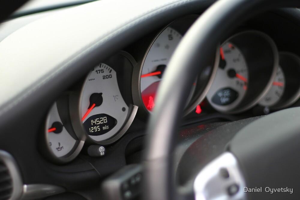 Porsche 997 S Gauges by Daniel  Oyvetsky