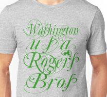 usa washington tshirt by rogers bros Unisex T-Shirt