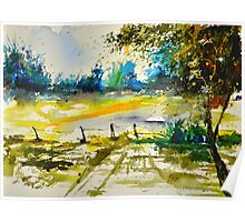 watercolor 111040 Poster