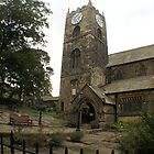 Haworth Parish Church, Yorkshire by BronReid