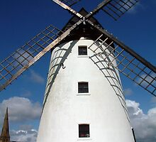 Lytham Windmill by Paul  Green