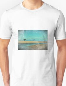 surfers at lagoon 1 T-Shirt