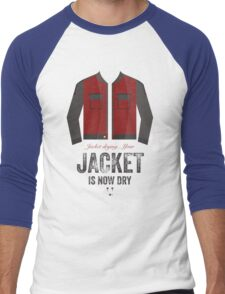 Cinema Obscura Series - Back to the future - Jacket Men's Baseball ¾ T-Shirt