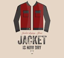 Cinema Obscura Series - Back to the future - Jacket T-Shirt