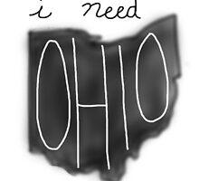 Jacob Whitesides Ohio Drawing by whitesidestoxic