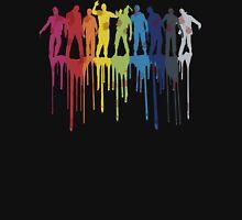 Rainbow Zombie Shuffle: Version Two T-Shirt
