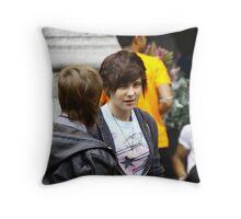 Asymetrical Throw Pillow