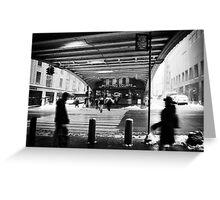 Pershing Square - NYC Greeting Card