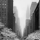 New York - 42th street by Yannick Verkindere