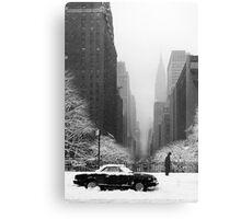 Tudor City Place - 42nd Street - NYC Metal Print