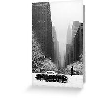 Tudor City Place - 42nd Street - NYC Greeting Card