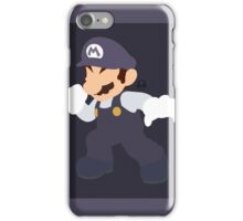 Mario (Cookies & Cream) - Super Smash Bros. iPhone Case/Skin