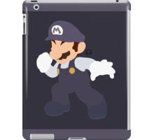 Mario (Cookies & Cream) - Super Smash Bros. iPad Case/Skin