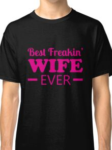 wife Classic T-Shirt