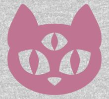 Tricat Pink One Piece - Short Sleeve