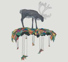 Reindeer colors by weirdbird