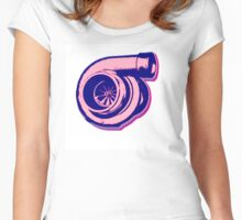 Pinky Turbo  Women's Fitted Scoop T-Shirt