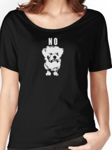 Grumpy Dog Women's Relaxed Fit T-Shirt