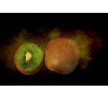 Kiwi Art Photographic Print