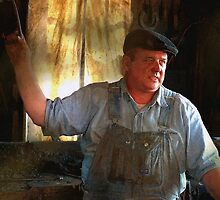 American Workingman by RC deWinter