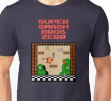 Super Smash Bros. Zero - Stage 1 - Retro Gaming Unisex T-Shirt