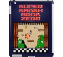 Super Smash Bros. Zero - Stage 1 - Retro Gaming iPad Case/Skin