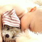 Dominic Asleep by Ritva Ikonen