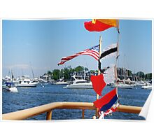 Annapolis Maryland Harbor Poster