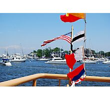 Annapolis Maryland Harbor Photographic Print
