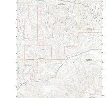 USGS Topo Map Oregon Dolph 20110810 TM by wetdryvac