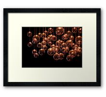 Symphony in the Dark Framed Print