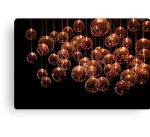 Symphony in the Dark Canvas Print
