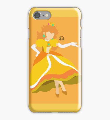 Peach (Daisy) - Super Smash Bros. iPhone Case/Skin