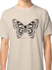 Flying Phone Classic T-Shirt