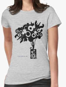 Funky Speaker Tree T-Shirt