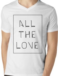 Harry Styles - ATL Mens V-Neck T-Shirt