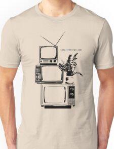 TV Stand Unisex T-Shirt