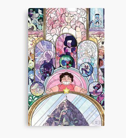 Steven's Universe Canvas Print