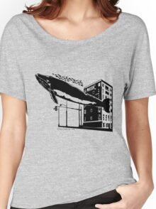 Urban Whale Women's Relaxed Fit T-Shirt