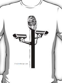 Watch Owl T-Shirt