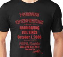 Morgan exterminators Unisex T-Shirt