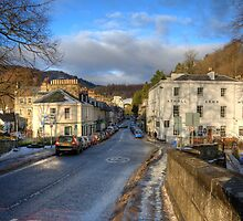 Village of Dunkeld by GerryMac