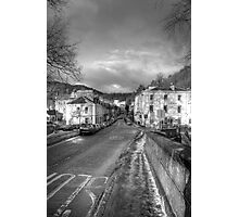 Village of Dunkeld - BW Photographic Print